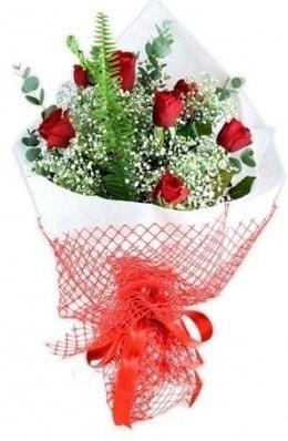 7 adet gülden kız arkadaşıma çiçek  Bursa kaliteli taze ve ucuz çiçekler