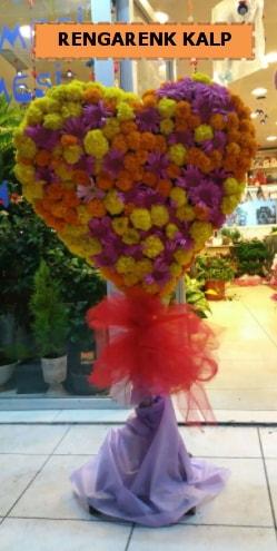 Ankara mevsim çiçeklerinden kalp perförje  Bursa kaliteli taze ve ucuz çiçekler