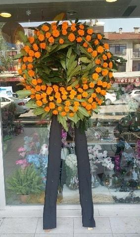 Cenaze çiçeği cenaze çelengi çiçek modeli  Bursa çiçek mağazası , çiçekçi adresleri
