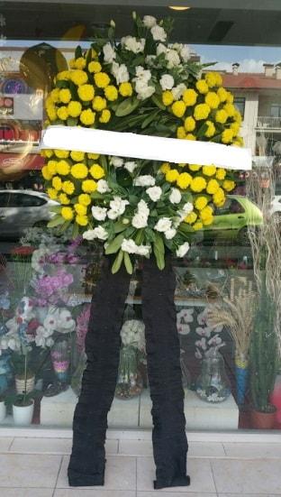 Cenaze çiçek modeli cenaze çiçeği  Bursa kaliteli taze ve ucuz çiçekler