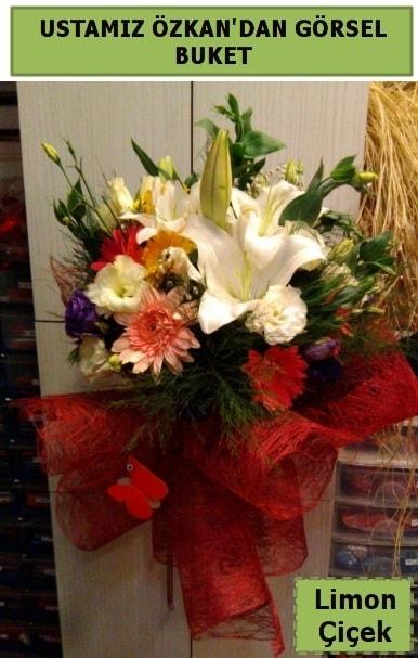Karışık görsel mevsim çiçeği  Bursa online çiçekçi , çiçek siparişi