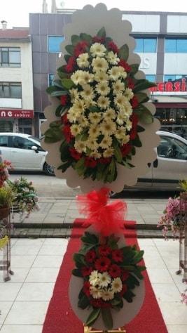 Çift katlı düğün açılış çiçeği  Bursa güvenli kaliteli hızlı çiçek