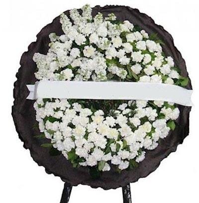 Cenaze çelengi çiçeği modelleri  Bursa çiçek yolla