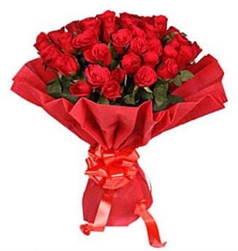 41 adet gülden görsel buket  Bursa güvenli kaliteli hızlı çiçek