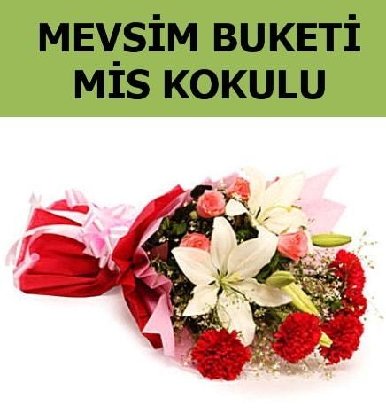 Karışık mevsim buketi mis kokulu bahar  Bursa online çiçekçi , çiçek siparişi