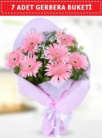 Pembe Gerbera Buketi  Bursa yurtiçi ve yurtdışı çiçek siparişi