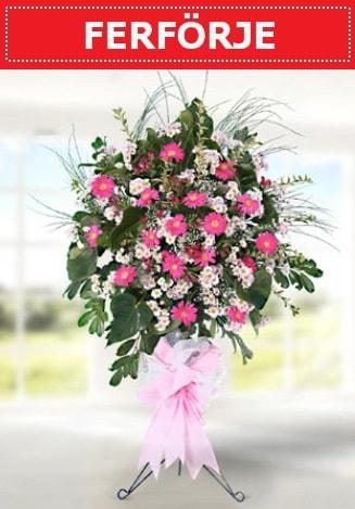Ferförje düğün nikah açılış çiçeği  Bursa çiçek servisi , çiçekçi adresleri